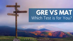 GRE vs MAT
