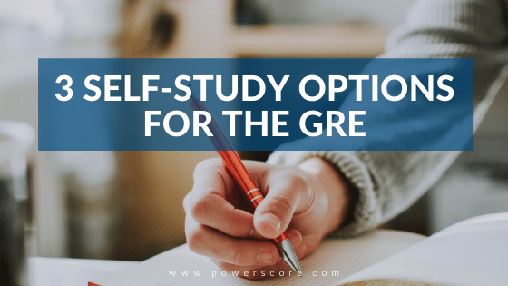 3 Self-Study Options for the GRE