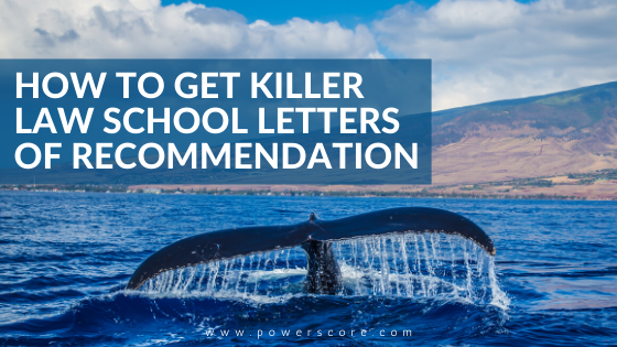 How to Craft a Killer Law School Application