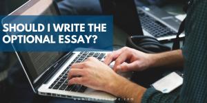 Should I Write the Optional Essay