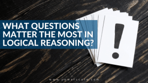 What Questions Matter the Most in Logical Reasoning