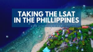 The Philippines LSAT