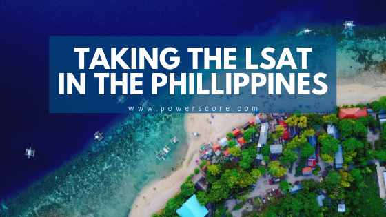 The Philippines LSAT
