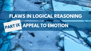 Flaws in Logical Reasoning Part 9