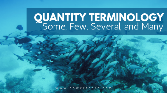 Quantity Terminology: Some, Few, Several, and Many