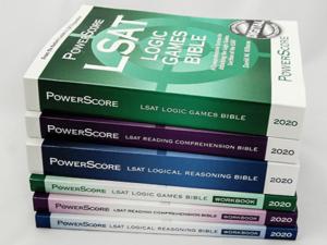 LSAT Books Versus