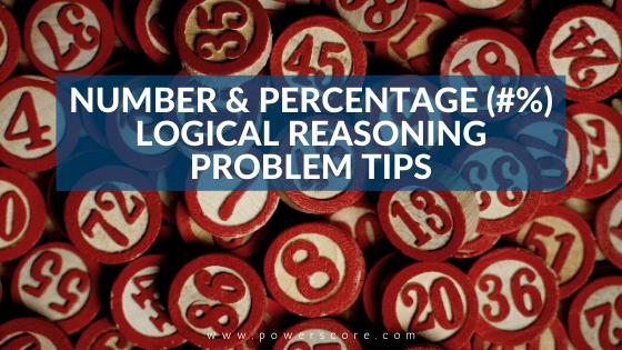 Number and Percentage LR Problem Tips % #