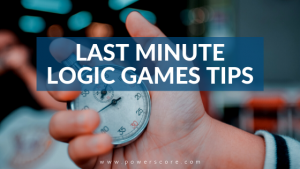 Last Minute Logic Games Tips