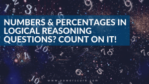 Numbers and Percentages in Logical Reasoning Questions