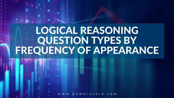 Logical Reasoning Question Types by Frequency of Appearance
