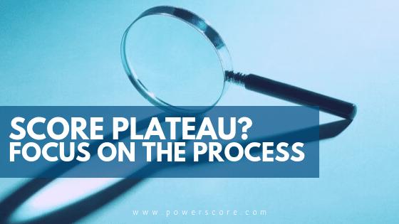 Score Plateau? Focus on the Progress