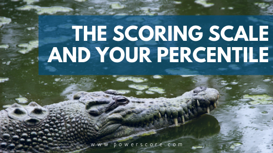 The Scoring Scale and Your Percentile