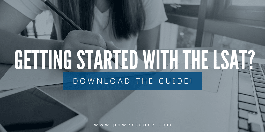 Getting Started with the LSAT?