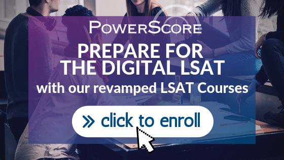PowerScore Digital LSAT Courses