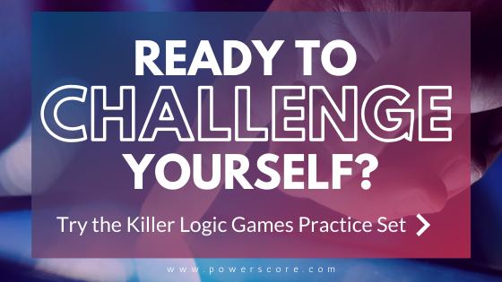 Killer Logic Games Practice Set
