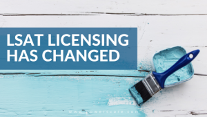 LSAT Licensing Has Changed