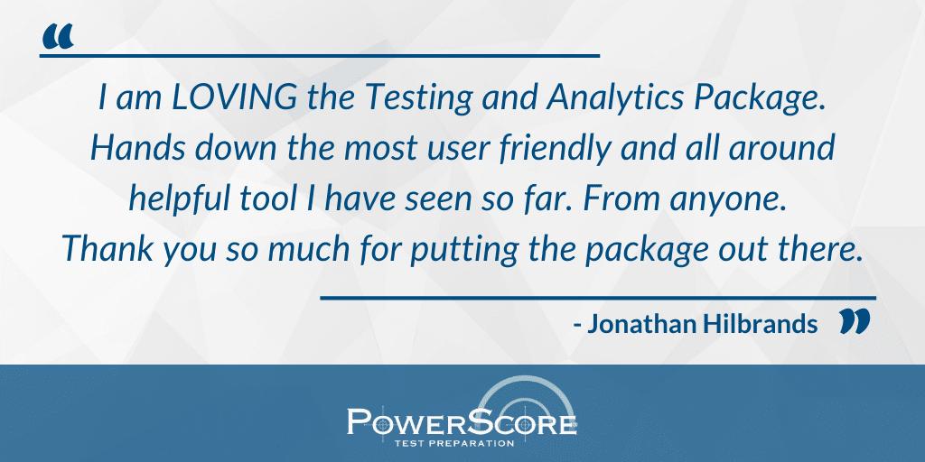 Testing and Analytics