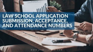 Law School Application Submission, Acceptance, and Attendance Numbers