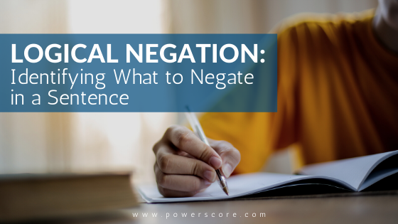 Logical Negation: Identifying What to Negate in a Sentence