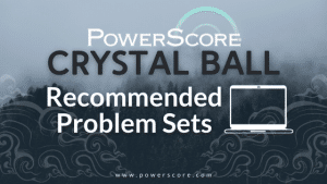 Crystal Ball Recommended Problem Sets