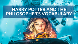 Harry Potter and the Philosopher's Vocabulary