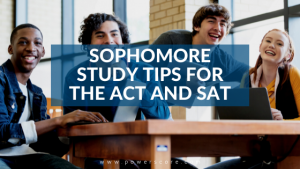 Sophomore Study Tips for the ACT and SAT